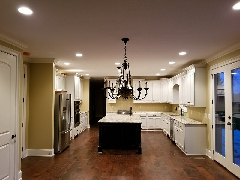 Britt Job # 616010 - Kitchen Cabinets 4 (Done)