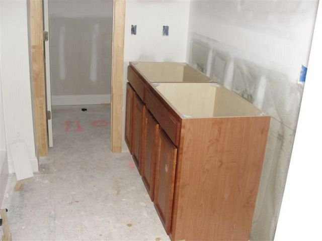 Sheetrock Counter