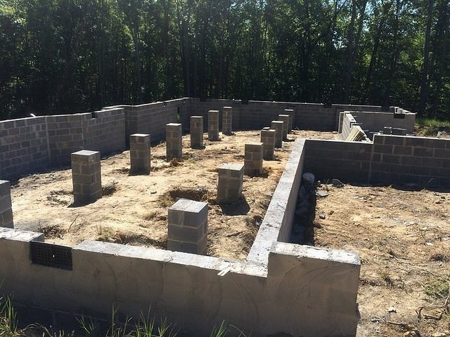 Armes Job # 615014 - Foundation 1 (Done)