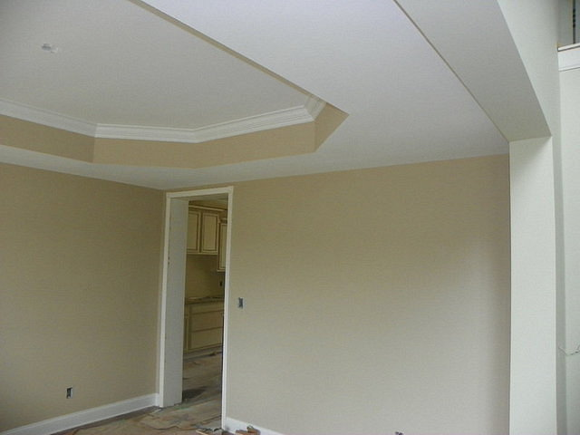 Hanover Dining Room with Tray Ceiling
