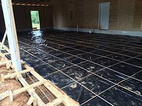Garage Concrete Rebar