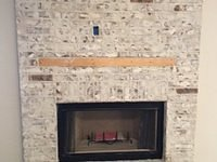 HIll V - Fireplace (Unfinished)