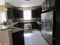 Waterstone II Finished Kitchen