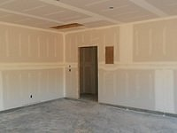 Drywall Prepared to Paint