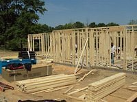 Building House Framework