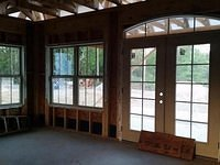 Interior Framing 3
