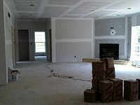 Family Room Dry In