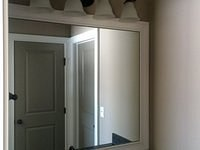 mirror with trim 2