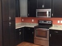 Kitchen with Cabinet Pantry - Melbourn