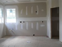 Drywall Bedroom