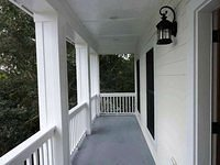 Finished Porch