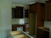 Interior Finish Cabinets