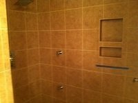 Bell III Tile Shower