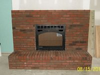 Dahlonega Fire Place