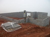 Concrete Foundation