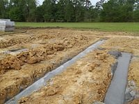 Ashley A Footings Poured 58