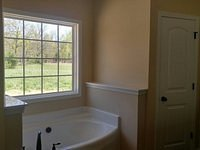 Bell III D Finished Master Bath Tub