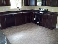 Bell III A Finished Kitchen 5813001