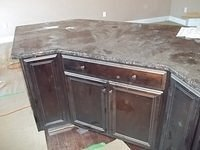 Bell III D Kitchen Counter Tops Installed 58