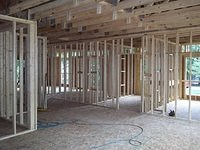 Murry A Interior Framing 58