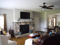 Stonecrest B Living Room