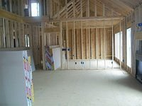 Framing and Sheetrock phase