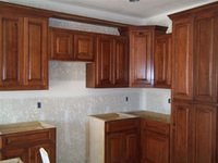 Installing Kitchen Counters
