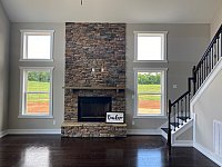 Buckner Job # 619024 - Fireplace (Done)