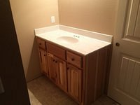 Sunday Job # 615003 - Bathroom Vanity (Done)