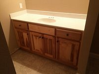 Sunday Job # 615003 - Bathroom Vanity 1 (Done)