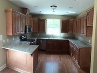 Stokely Job # 615001 - Kitchen Cabinets (Done)