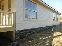 Christman Job # 615022 - Exterior Stone (Done)