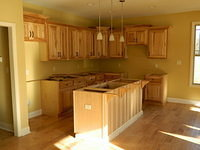 Christman Job # 615022 - Kitchen Cabinets (Done)