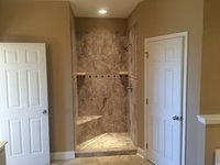 Fernandez Job # 615017 - Master Tiled Shower (Done)