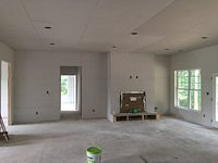 Woods Job # 617009 - Drywall (Done)