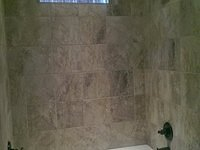 Goodpaster Job # 614016 - Tiled Master Shower (Done)