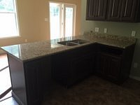 Hooks Job # 616001 - Kitchen Countertops (Done)