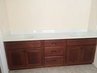 Bradley Job # 614002 - Bathroom Cabinets (Done)