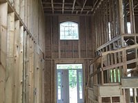 2 Story Foyer Framed