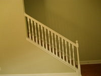Painted Handrails