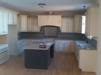 Custom Kitchen completion