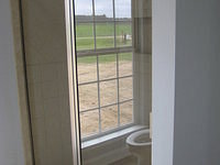 Master Bath Shower Door